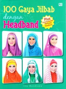 100 Gaya Jilbab Dengan Headband